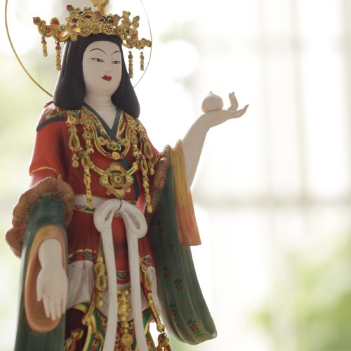 イスム 吉祥天〜復元極彩色仕様〜