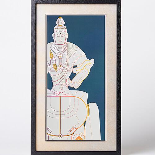 イスム アートライブラリイスム HAKUジクレ pop'n Buddha 帝釈天