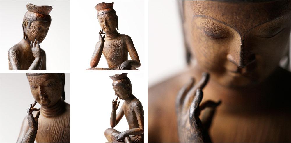 TanaCOCORO[掌] 弥勒菩薩 飛鳥の世から現代、そして未来へ救済を思惟する菩薩