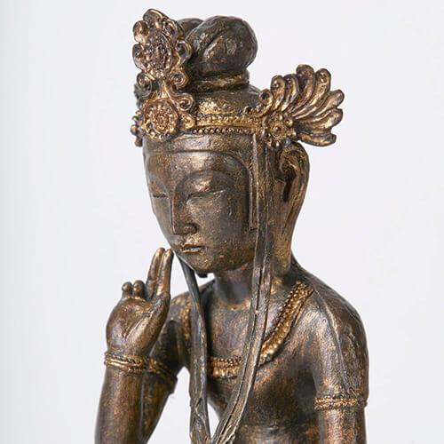 TanaCOCORO[掌] 金銅弥勒