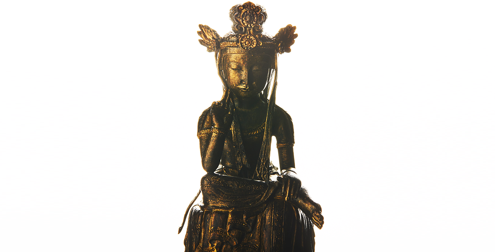 TanaCOCORO[掌] 金銅弥勒 白鳳時代の幕開けを告げる小金銅仏